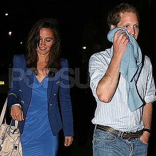 Pippa Middleton Pictures With George Percy