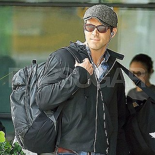 Ryan Reynolds in NYC Pictures