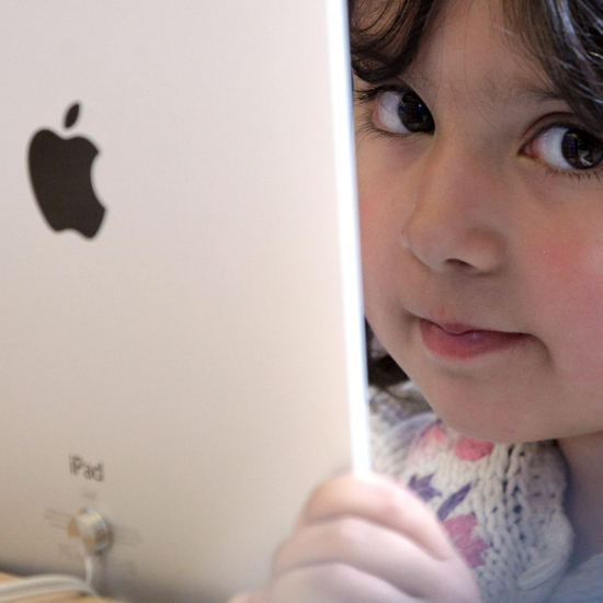 5 Ways to Protect Your iPad From Tot's Hands