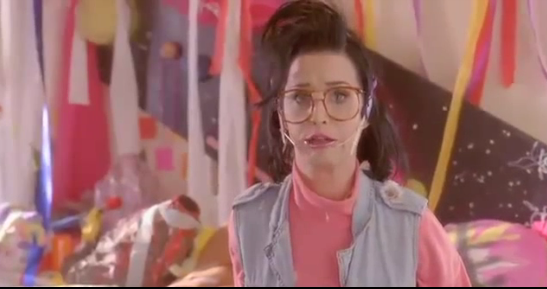 "Watch Katy's Music Video For ""Last Friday Night (T.G.I.F.)"""