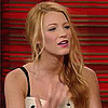 Video of Blake Lively Talking About France Trip and Relationship Rumors