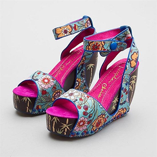 Irregular Choice Zohan Shoes, $144