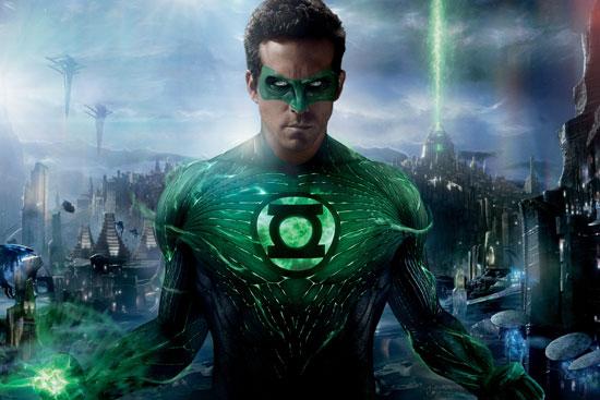 Hal Jordan, Green Lantern