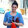 Ashley Greene Working Out and Visiting Whole Foods