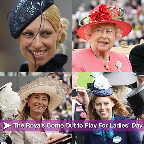Carole Middleton at Royal Ascot Ladies' Day