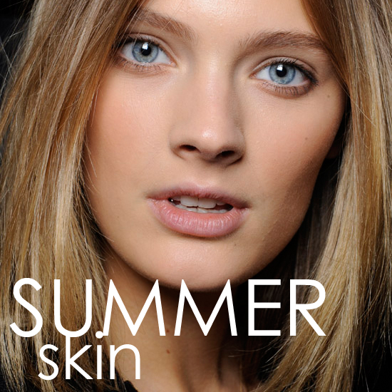 Spring Summer 2011 Nude Make-up Trend