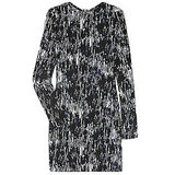 Theory Madelina Abstract Print Dress, $133