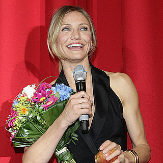 Pictures of Cameron Diaz at Bad Teacher Premiere in Germany