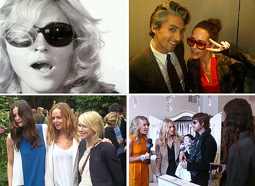 Celebrity Fashion Twitter Pics Featuring Anna Dello Russo, Rachel Zoe, Stella McCartney, Lara Bingle and more!