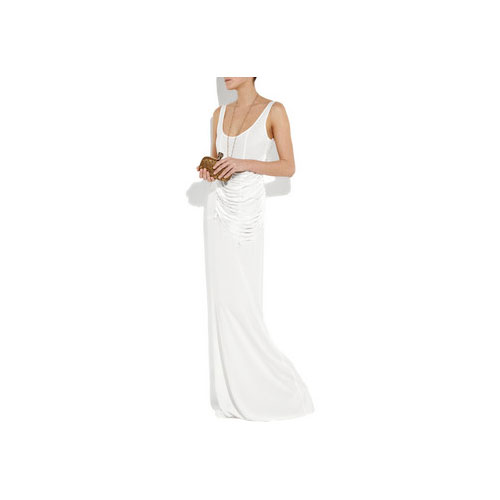 Comey Crepe Gown