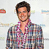 Pictures of Andrew Garfield at Maui Film Festival