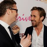 Video: Ryan Gosling at Drive Premiere at Los Angeles Film Festival With Christina Hendricks