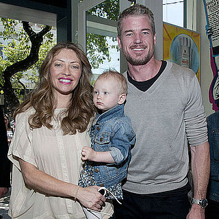 Pictures of Eric Dane and Rebecca Gayheart in San Francisco With Billie