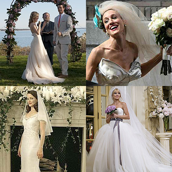 25 of Our Fab Favorite Movie Brides!