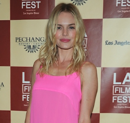 Kate Bosworth Wearing Richard Nicoll Resort 2012