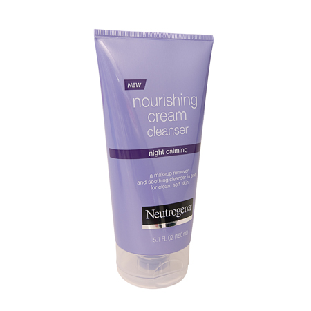 Neutrogena Nourishing Cream Cleanser, $11.99