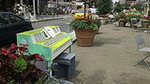 Sing For Hope's Pop-Up Pianos