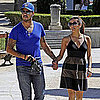Eva Longorian and Eduardo Cruz PDA Pictures