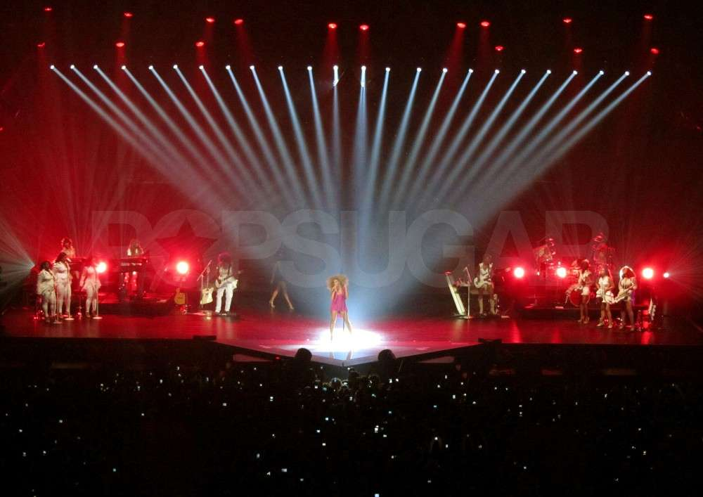 Beyoncé Performs in Nice and Surprises Fans With Queen and Kings of Leon Covers