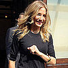 Cameron Diaz Out in NYC While Promoting Bad Teacher Pictures