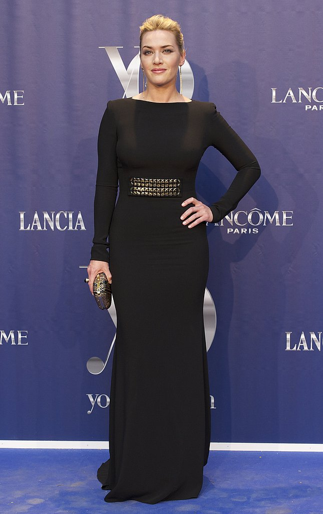 Kate Winslet hit the red carpet for the Yo Dona Awards.
