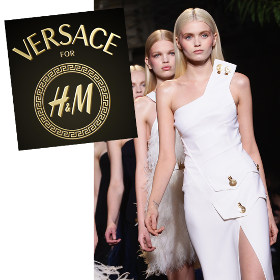 H&M Announces Its Next Guest Designer: Versace!