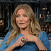 Cameron Diaz Talks ARod on Letterman