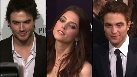 PopSugar 100 Video: Your Top 10 Vampires and Werewolves of 2011!