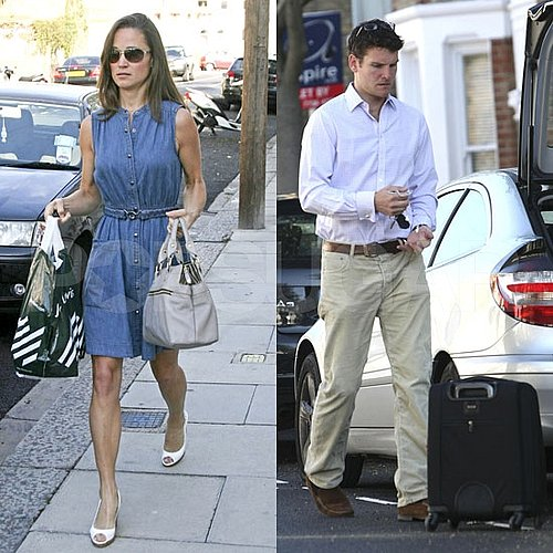 Pippa Middleton and Alex Loudon Pictures Together in London