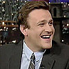 Jason Segel Tells David Letterman About Losing 30 Pounds [Video]