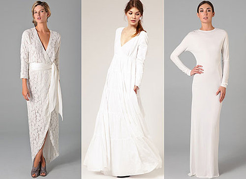 Fab's Top Ten Winter Wedding Dresses Featuring Temperley London, Calvin Klein & More!