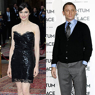 Daniel Craig and Rachel Weisz Get Married
