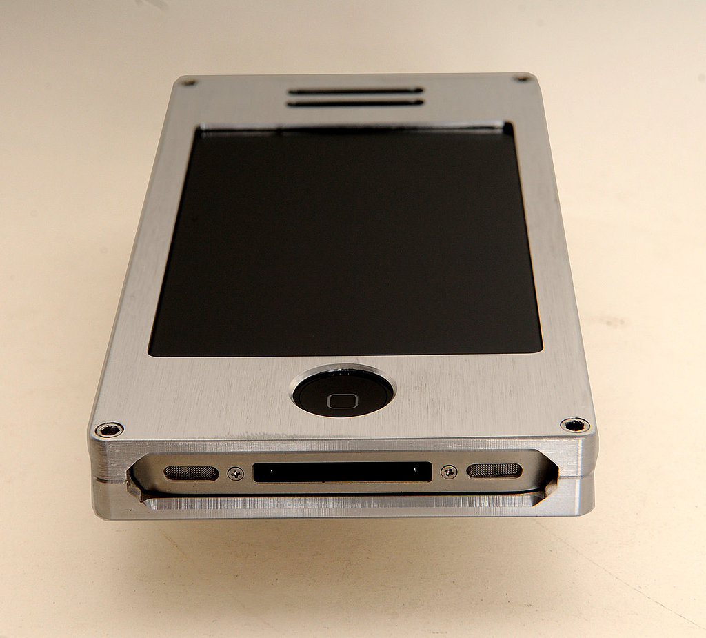Armor For Your iPhone 4: The EXOvault Case