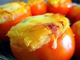 Potato Stuffed Tomatoes