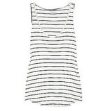 Aubin & Wills Linwood Striped Cotton Tank, $70