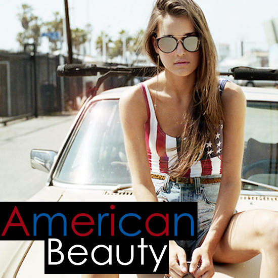 American Beauty — 15 Red, White, and Blue Pieces to Celebrate In