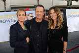 Tom Hanks and Julia Roberts Hit the Red Carpet For Larry Crowne