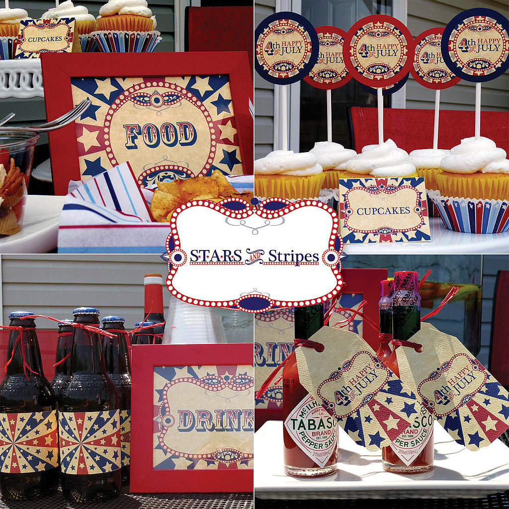All-American Stars and Stripes Package ($10.50)
