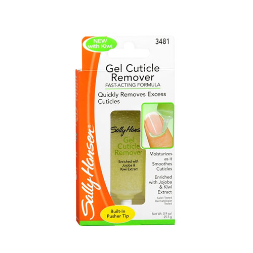 how to use oriflame cuticle remover gel