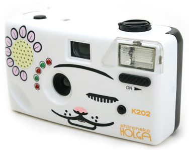 Holga Cat 35mm Camera ($42)