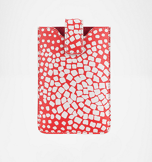 Diane von Furstenberg iPhone/Blackberry Holder ($65)