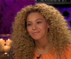 Beyonce Knowles Talks About Turning 30 and Pregnancy and Baby Rumours on Piers Morgan Tonight