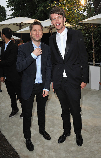 Christopher Bailey, Tom Guinness