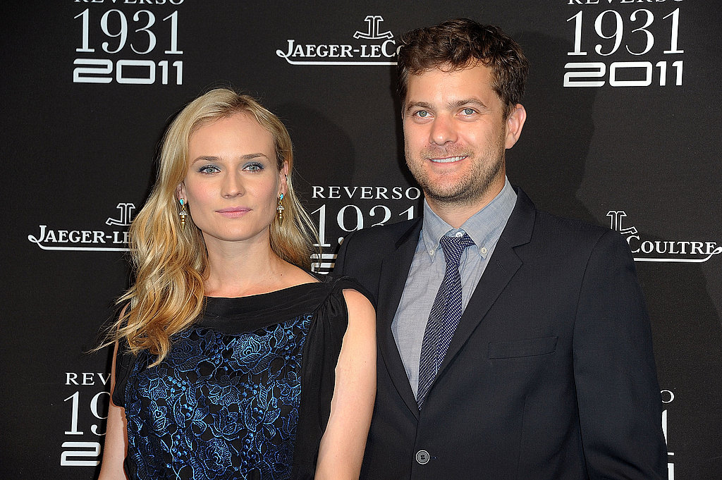 Diane Kruger and Joshua Jackson Have a French Night Out With Hot Clive Owen