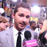 Shia LaBeouf at Transformers 3 Premiere [Video]