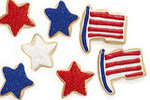 Fourth of July Cookies From Baking For Good