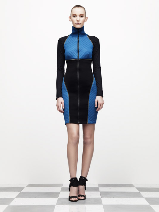 SCUBA SUITS Alexander Wang   See all Alexander Wang Resort 2012
