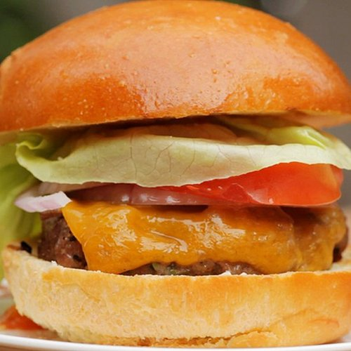 Easy Burger Recipe