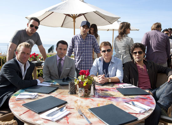 Entourage's Final Season