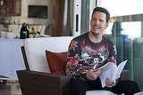 Kevin Dillon as Johnny Drama, Entourage season eight.